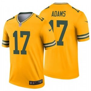 Green Bay Packers Inverted Legend Football Jersey